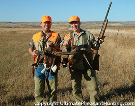 Corporate Pheasant Hunt